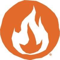 Blaze Fast-Fire'd Pizza Logo