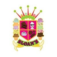 Sloan's Ice Cream Logo