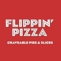 Flippin' Pizza Logo