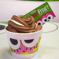 sweetFrog Premium Frozen Yogurt Logo