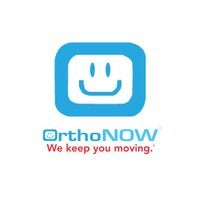 OrthoNow Logo