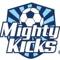 Mighty Kicks Logo
