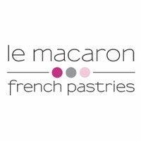 Le Macaron French Pastries Logo