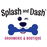 Splash and Dash Groomerie & Boutique Logo