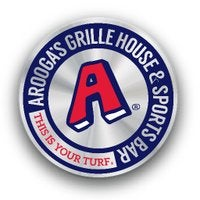 Arooga's Grille House & Sports Bar Logo