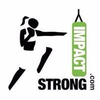 Impact Strong Kickboxing/Fitness Logo