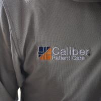 Caliber Care + Transport Logo
