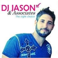 DJ Jason & Associates Logo