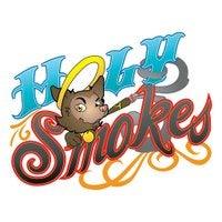 Holy Smokes Logo