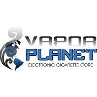 Vapor Planet Logo