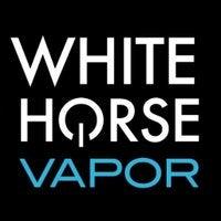 White Horse Vapor Logo