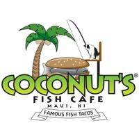 Coconut's Fish Cafe Franchise LLC Logo