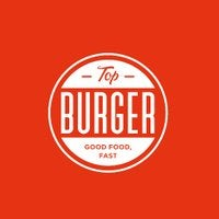 Top Burger Logo