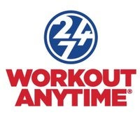 Workout Anytime 24/7 Logo
