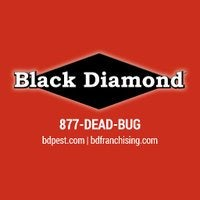Black Diamond Pest Control Logo