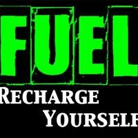 Fuel Recharge Yourself Logo