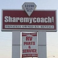 Share My Coach Franchise LLC Logo