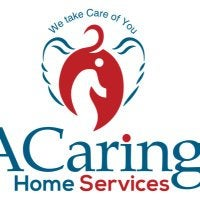 A Caring Home Services Logo