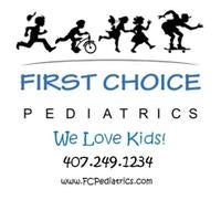 First Choice Pediatrics Logo