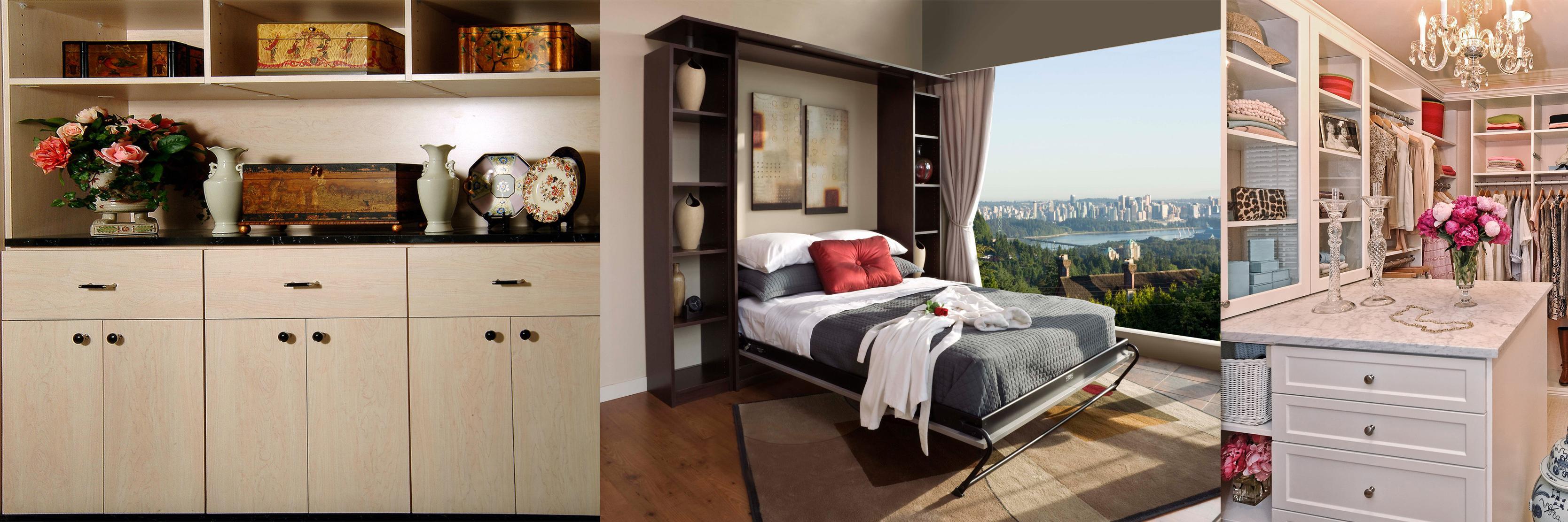 Closet & Storage Concepts/More Space Place