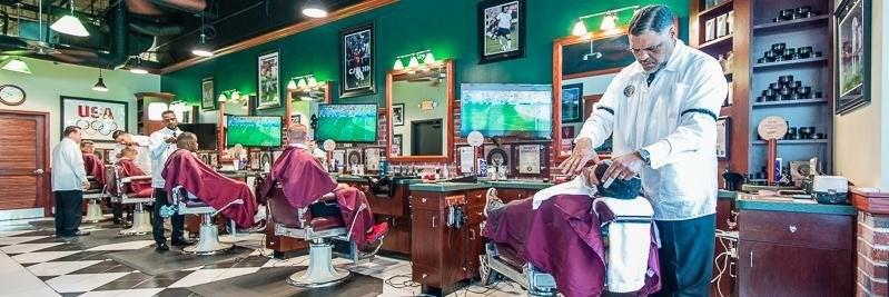 V's Barbershop Franchise LLC