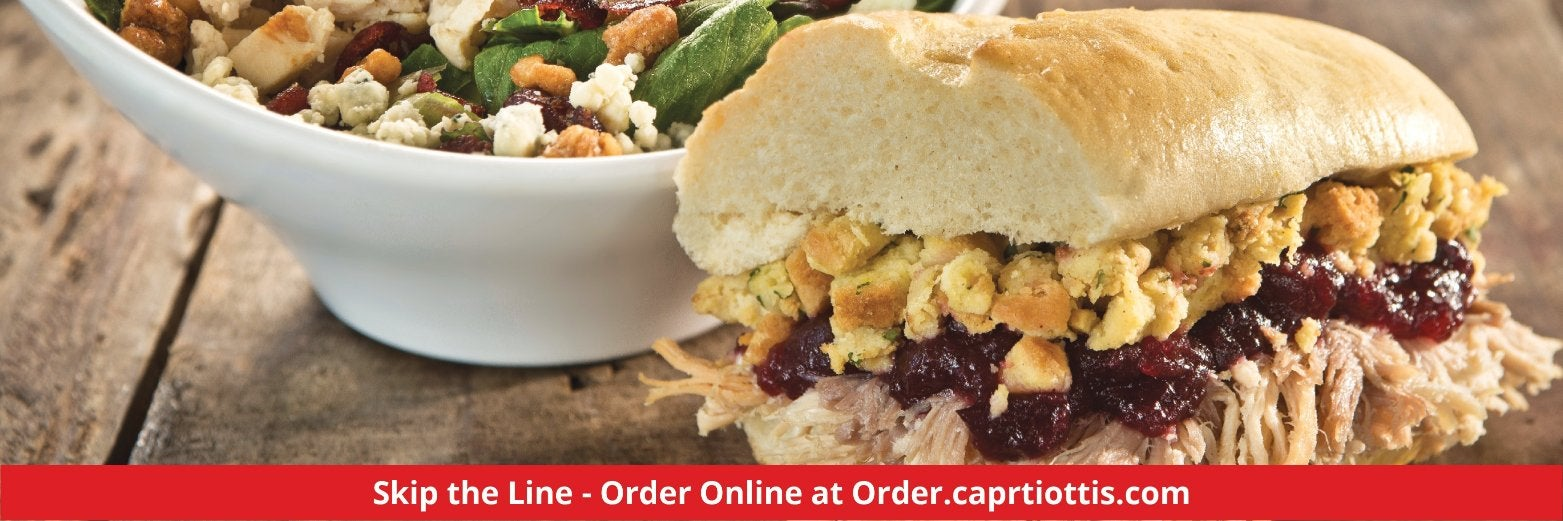 Capriotti's Sandwich Shop Inc.
