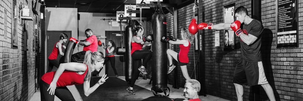 9Round-30 min Kickbox Fitness