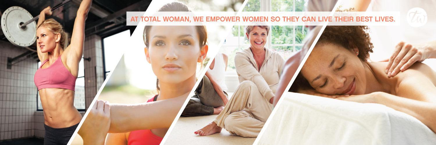 Total Woman Gym + Spa