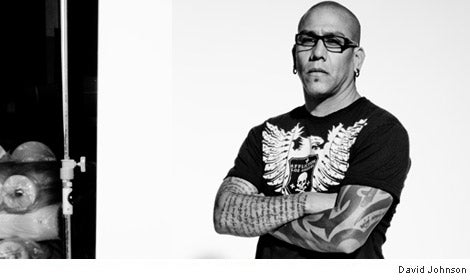 Tom Atencio on the evolution of Affliction