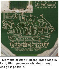 Brett's maze