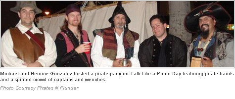 Talk Like Pirate Day