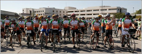 Ride for Rehab