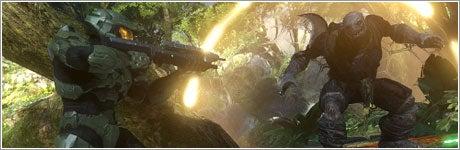 Halo 3 - shooting