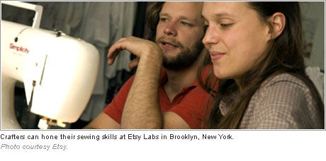 Etsy Sewers