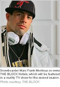 Marc Frank Montoya: The BLOCK