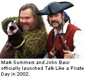 pirattitude so you wanna be a pirate barry dave baur john summers mark