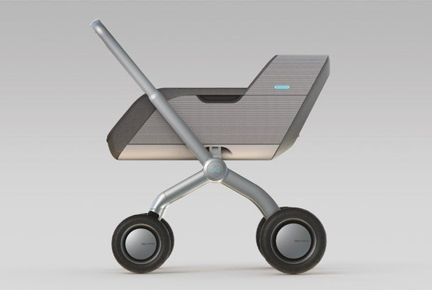 stroller-smartbe-baby-mother-parent