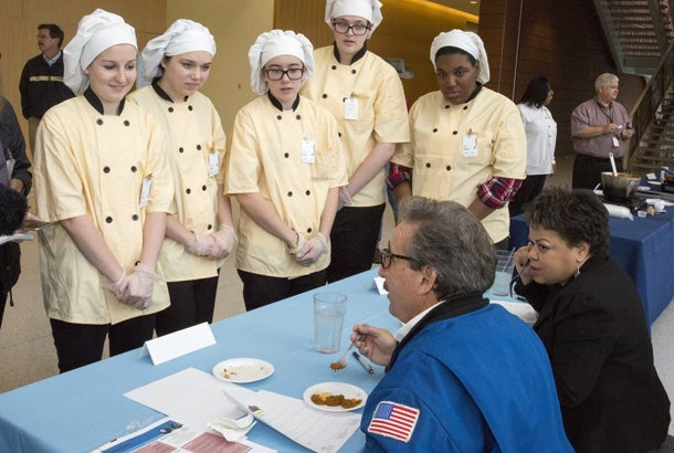 nasa-photo-culinary-student-judges