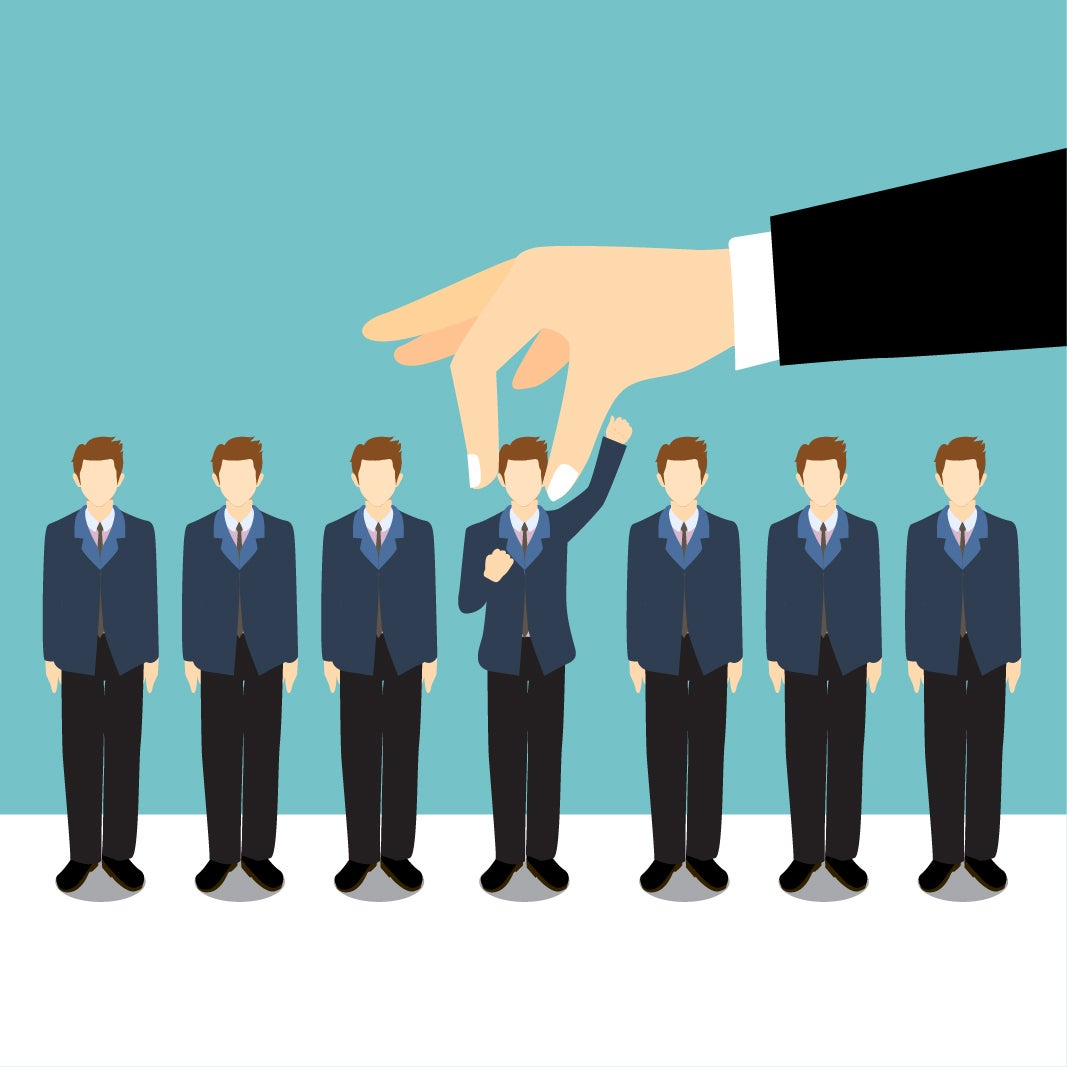if you want to grow your company you need to hire