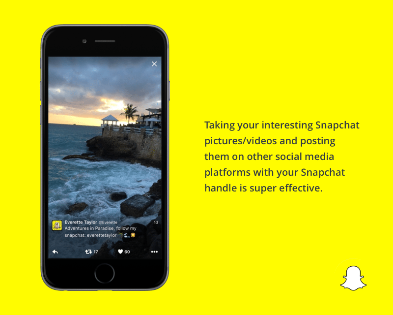 snapchat-share