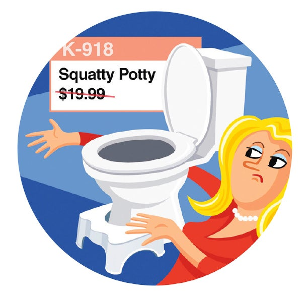 The Squatty Potty Timeline - GreenwichTime