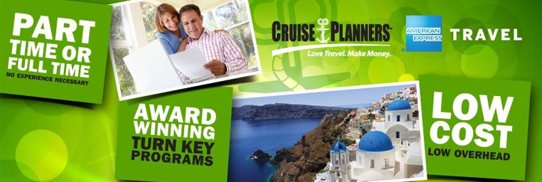Cruise Planners, an American Express Travel Representative - Franchises & Business Opportunities