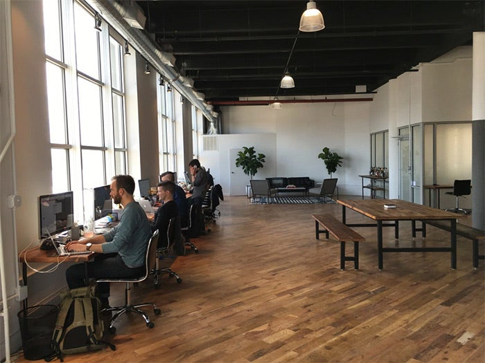The Open Office Concept Is Dead