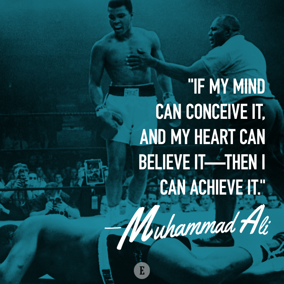 10 Inspiring Quotes Of Mohammad Ali Which Inspired The Entrepreneur