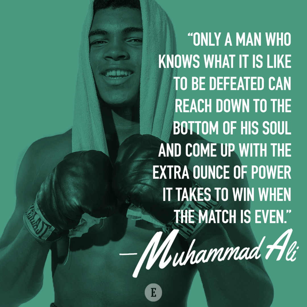 10 inspiring quotes of mohammad ali which inspired the we will write a custom essay sample on 10 inspiring quotes of mohammad ali which inspired the entrepreneur in me or any similar topic specifically for you