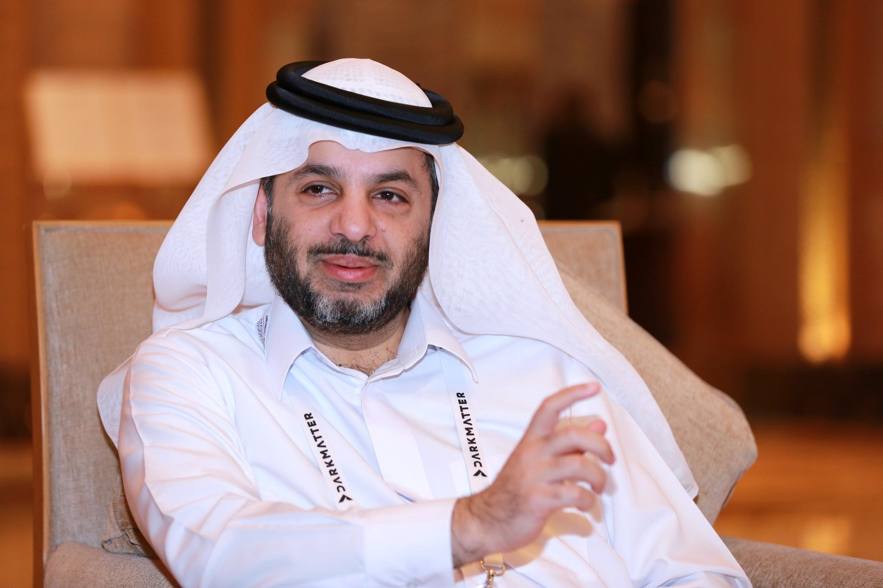 Follow The Leader Faisal Al Bannai Ceo Darkmatter
