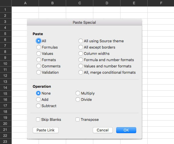 A Beginner's Guide to Excel Shortcuts