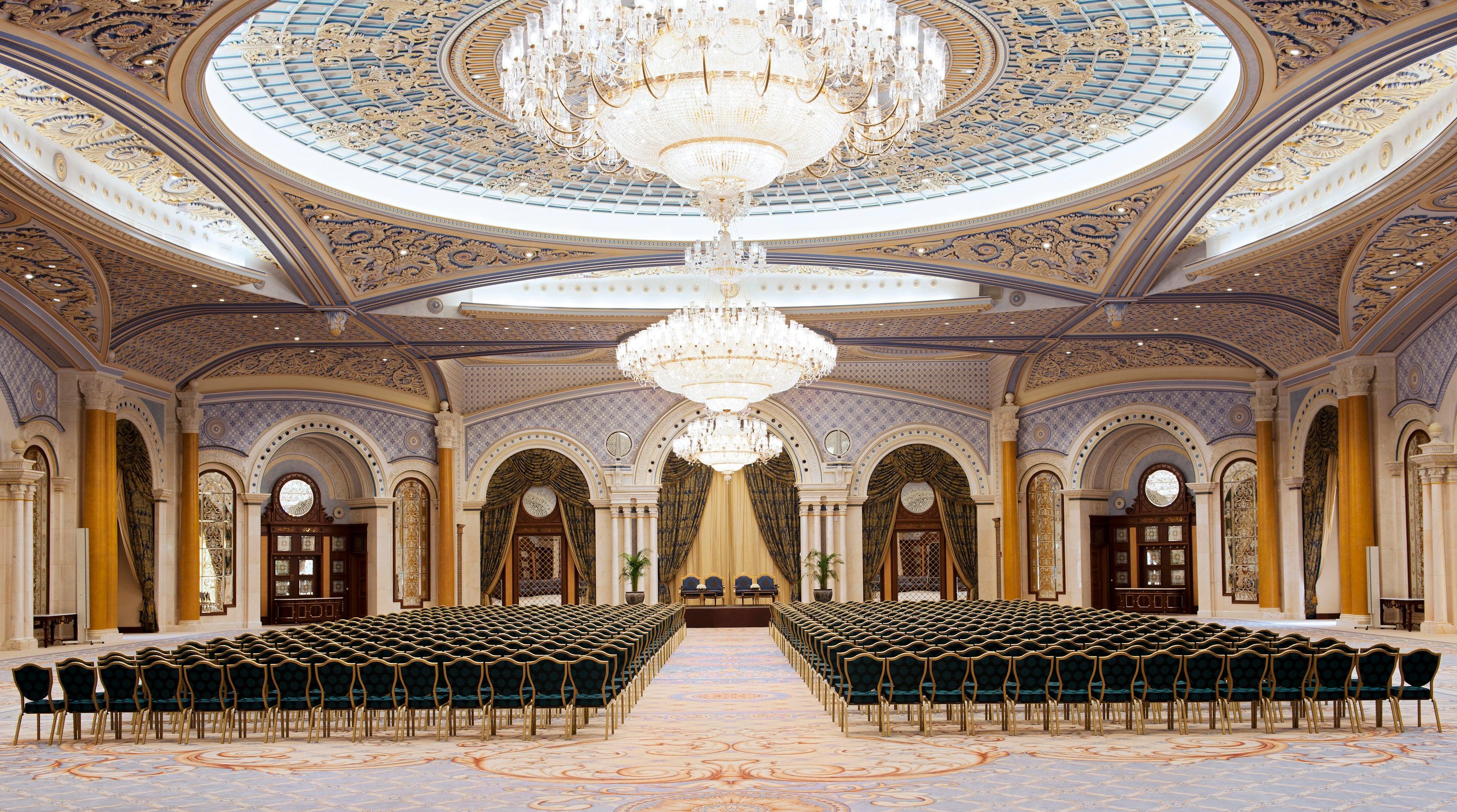Image Credit The Ritz Carlton Riyadh