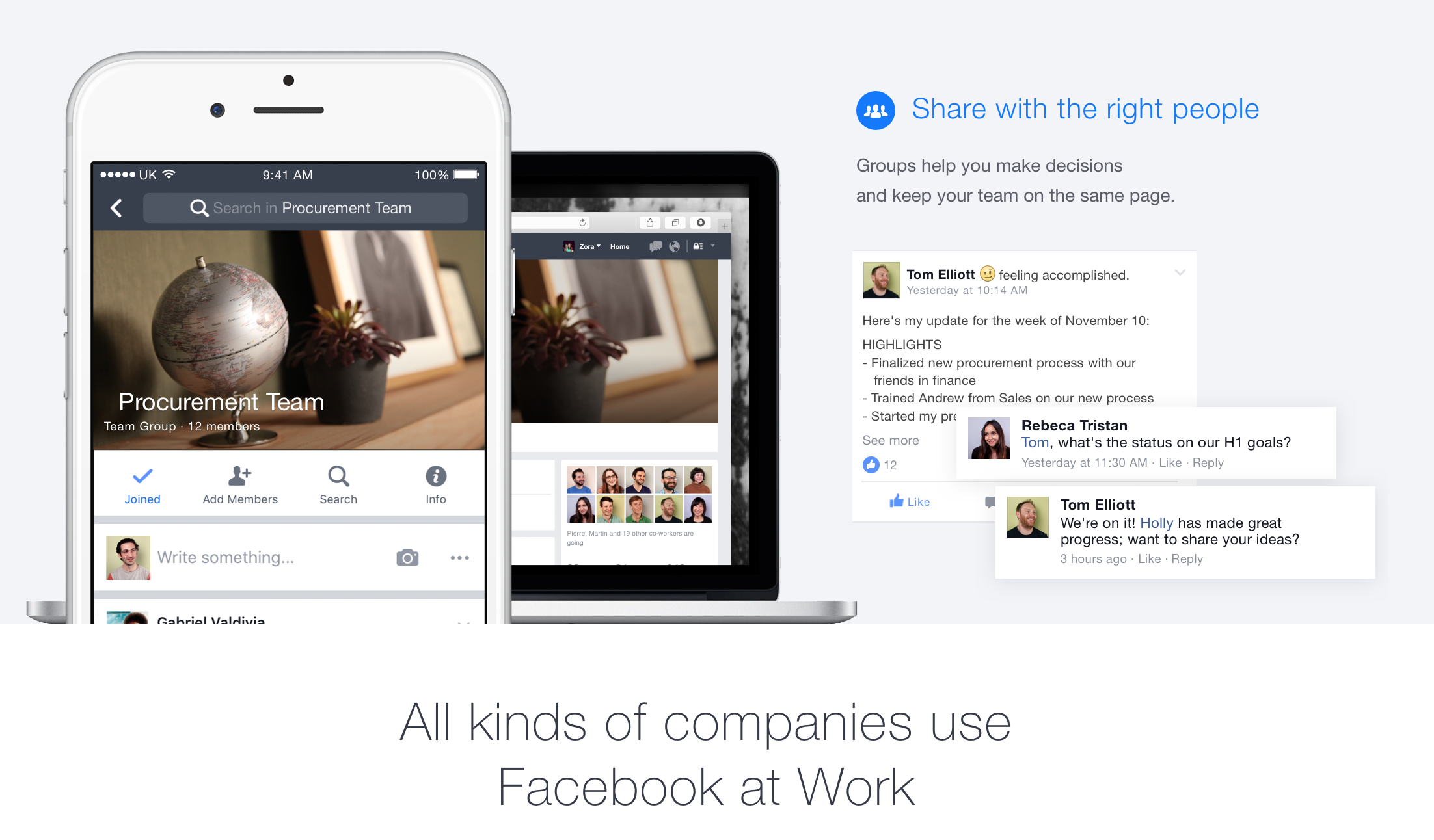 facebook might make you more productive at work soon facebook at work could be a solution employers are looking for especially since most employees are already familiar the network and the fact that