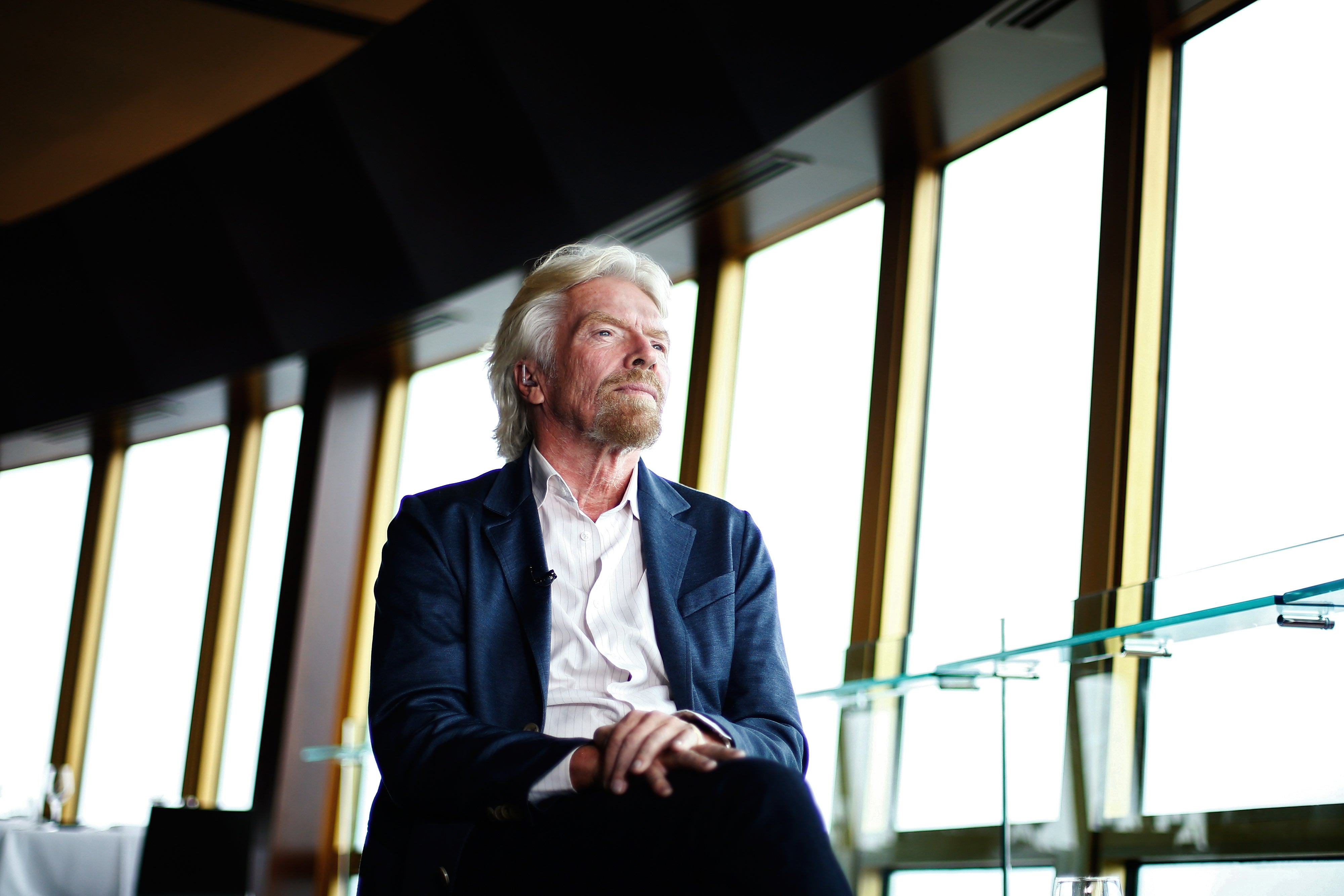Richard Branson via Getty Images / Bloomberg